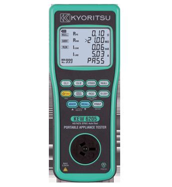 Kyoritsu 6205