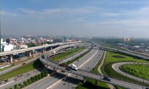 Giá căn hộ và bất động sản liền thổ tại TP HCM đã thiết lập mặt bằng giá mới cao ngất ngưỡng trong giai đoạn 2012-2017. Ảnh: Vũ Lê.