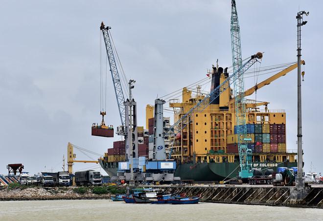 Việt Nam dự kiến lọt vào danh sách 25 quốc gia xuất khẩu hàng hóa lớn nhất thế giới. Nguồn ảnh: Internet