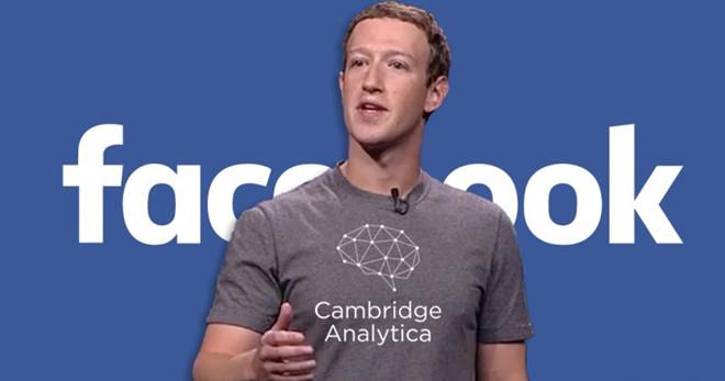 Bê bối mang tên Cambridge Analytica là thách thức lớn nhất của Facebook kể từ khi ra đời. Ảnh: TNW.