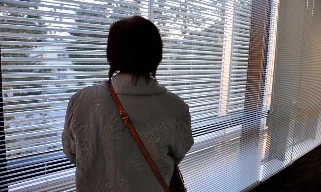Junko Iizuka, người bị triệt sản ép buộc vào năm bà 16 tuổi. Ảnh: Guardian.