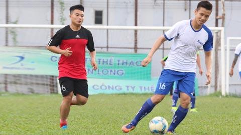 Nhiều ngôi sao bóng đá Việt Nam thi đấu thiện nguyện