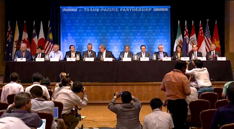 Góc khuất của Hiệp định TPP