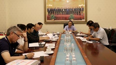 VFF chốt kế hoạch chuẩn bị cho AFF Cup 2018, Asiad 2018 và Asian Cup 2019
