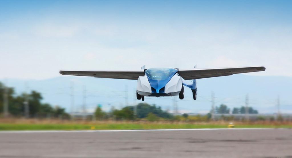 Những mẫu xe bay của tương lai