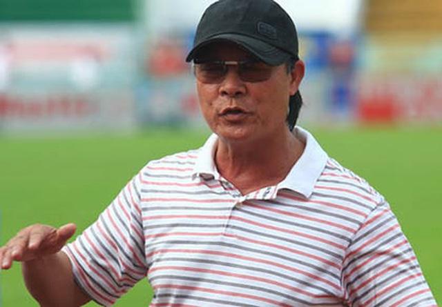 Cựu HLV Nguyễn Thành Vinh