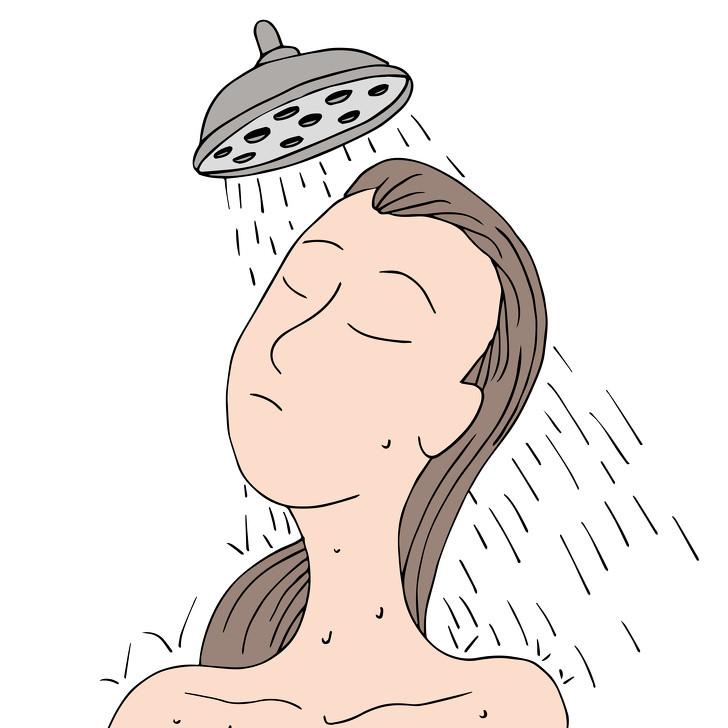 10 sai lầm khi tắm gội nhiều người mắc phải