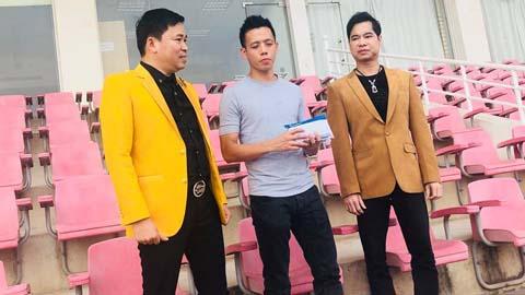 Văn Quyết và đồng đội tặng 250 triệu cho ĐT nữ Việt Nam
