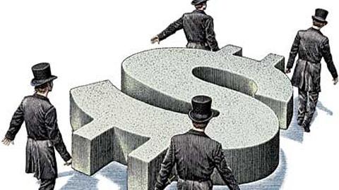 Liệu thời hoàng kim của đồng đô la có sắp kết thúc? (Ảnh: Granitegrok.com)