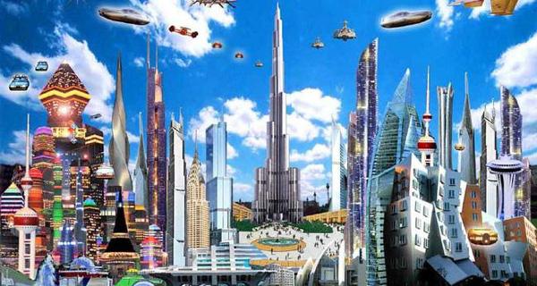 Ảnh minh họa Thế giới tương lai. Nguồn ảnh: Internet.